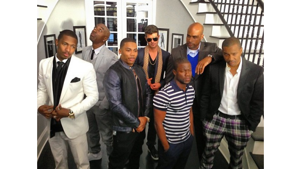 031113-shows-rhoh-instagram-nick-cannon-jb-smoove-kevin-hart-cast