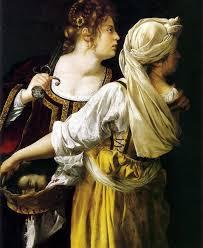 Judith et sa servante par Artemisia Gentileschi. Droits réservés.