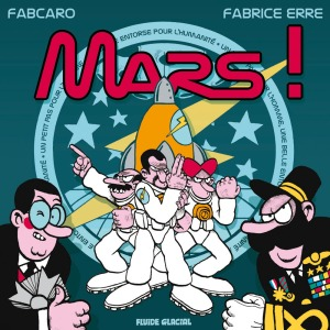 FABCARO MARS! - COVER