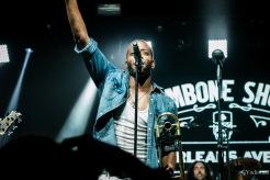 Trombone Shorty - Afropunk Paris - July 2018 - ©Yndianna