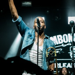 Trombone Shorty - Afropunk Paris - July 2018 - ©Yndianna