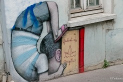 SETH - Passe Murailles - Street Art - Buttes aux Cailles - Paris - ©Yndianna-3