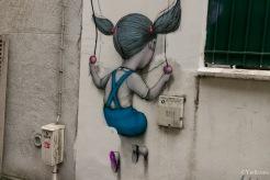 SETH - Passe Murailles - Street Art - Buttes aux Cailles - Paris - ©Yndianna-4