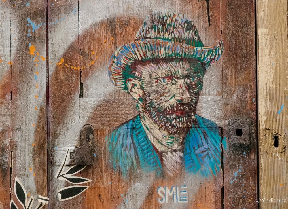 SMiLE - Passe Murailles - Street Art - Buttes aux Cailles - Paris - ©Yndianna.jpg