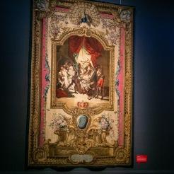 Une tapisserie sur Don Quichotte - ©Yndianna
