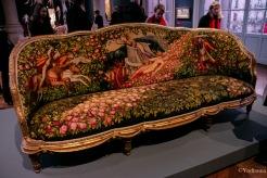 Un divan du mobilier national - ©Yndianna
