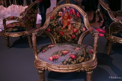 Une chaise du mobilier national - ©Yndianna