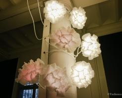 Des suspensions lumineuses de Junior Fritz Jacquet - ©Yndianna