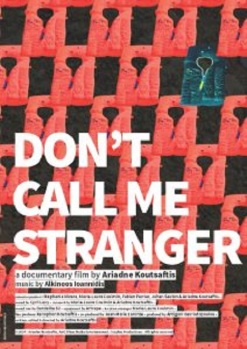 dont call me a stranger