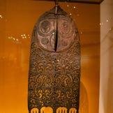 Malu semban, panneau ajouré, début du 20ème siècle, Peuple Sawos, Papouasie-Nouvelle-Guinée - ©Yndianna