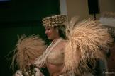 Performance en amont de la présentation à la presse de l'exposition - ©Yndianna