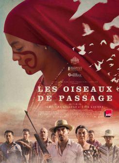 LES OISEAUX DE PASSAGE AFFICHE